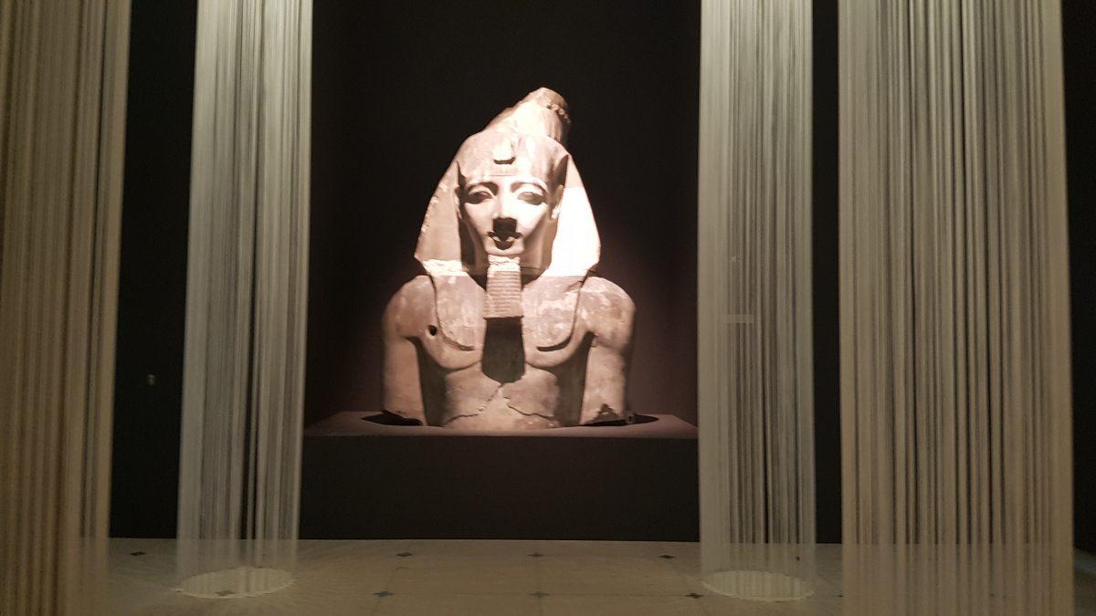 Ramses II. Büste